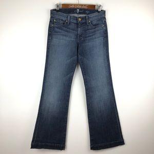 Seven For All Mankind Dojo Jeans 27